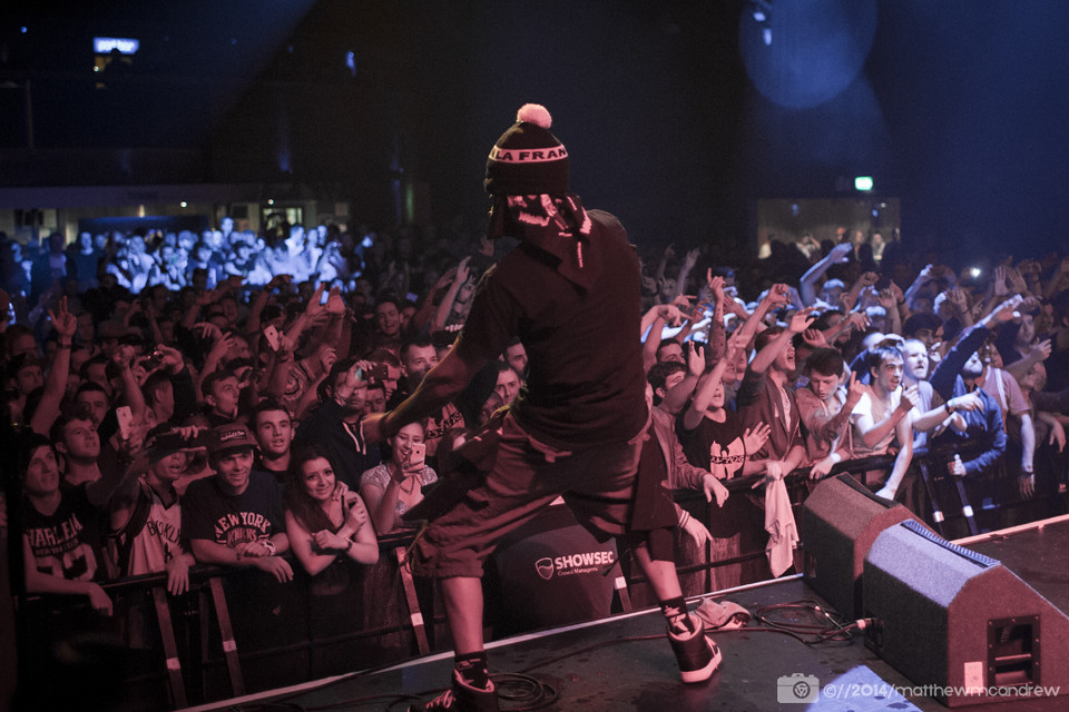 Hip hop gigs glasgow