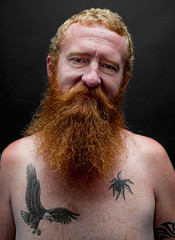 Christian B, Vancouver, July 2014; 1578 (billpusztai) Tags: bear man male men beard beards moustache