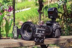 Macro Setup- Mark V (PF T.J.) Tags: macro set photography flash gear equipment rig malaysia wireless setup dslr pixels dimensions d800 tanji r1c1 sbr200 sb700 tanjime