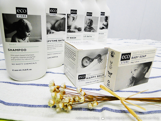 DSC紐西蘭ecostore 寶寶沐浴05816