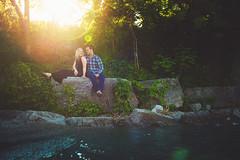 Haley & Brad // Engagement