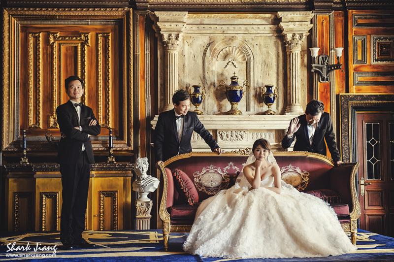 清境老英格蘭婚紗,古堡婚紗,婚紗姿勢,婚紗pose
