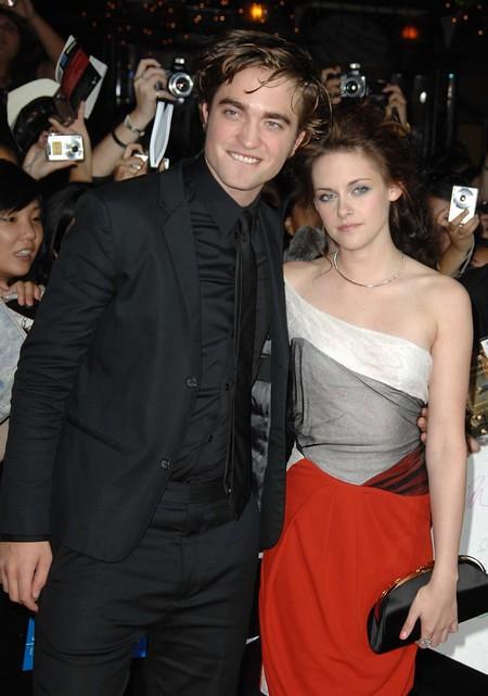 Robert Pattinson and K...
