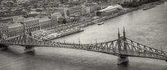Liberty Bridge, Budapest (paulbradshaw02) Tags: bridge europe hungary budapest buda pest freedombridge szabadsághíd franzjosephbridge