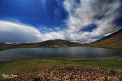 Sheosar Lake (Max Loxton) Tags: pakistan clouds north pakistani yasirnisar beautifulpakistan sheosarlake pakistaniphotographer deosaiplains maxloxton