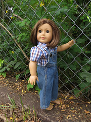 Meet Scout Finch (scarlett1854) Tags: scout finch ag 57 americangirl americangirldoll dollcollection dollportrait jeanlouise myamericangirl