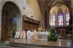 Bénédiction du pain et ostension des reliques de saint Jean-Baptiste