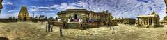 Belur (Anirban.243) Tags: panorama canon hdr cs5