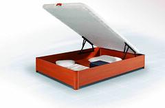 Canape de madera blanco, cerezo o wenger