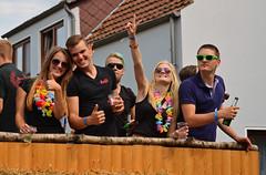 Erntefest Umzug Osterholz-Scharmbeck 11.08.2014 (akumaohz) Tags: people happy nikon menschen umzug erntefest feiern feier frhlich ohz osterholzscharmbeck d3200 erntefestumzug