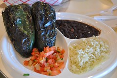 Zona Fresca (sfPhotocraft) Tags: chile lunch beans rice florida plate fortlauderdale zonafresca mexicanfastfood
