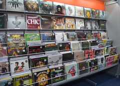 Berlin Record Store (boloveselvis) Tags: music black classic rock shop germany store otis album fat vinyl twin jackson german jungle soul land wax wars chic prodigy laurel redding hydra marvin michaela gaye funkadelic 33rpm lps aphex steady jeru aitken damaja