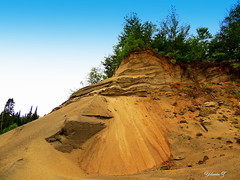 Nature's creation (Yolanta Z) Tags: sand stagathe