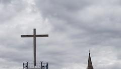 . (ANNE LOTTE) Tags: brasil kreuz cruz igreja worldheritage gois weltkulturerbe kirchturm goisvelho patrimoniomundial annelotteodwyer