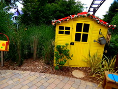Something Special Sensory Garden (ThemeParkMedia) Tags: family garden towers special bbc merlin land childrens shows rides something alton attraction attractions cbeebies sensory entertainments