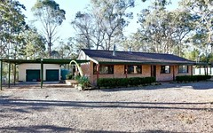 151 Bull Ridge Road, East Kurrajong NSW