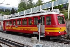 TPC/BVB Electric motor unit type BDeh2/4 N 25. (Franky De Witte - Ferroequinologist) Tags: de eisenbahn railway estrada chemin fer spoorwegen ferrocarril ferro ferrovia