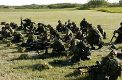 25th Anniversary of the Bold Eagle program (Canadian Army   Arme canadienne) Tags: canada afghanistan edmonton alberta kandahar calgaryalberta calgaryab 26may2006 kandaharafghanistan 1rcha captainnicholakathleensarahgoddard shilomb captgoddard 1stregimentroyalcanadianhorseartillery