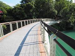 2014-08-30 08.17.55 (pang yu liu) Tags: 2014 08 aug    travel nantou day2 sun moon lake   bridge cycling