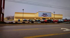 Former Sun TV / Office Depot (Nicholas Eckhart) Tags: ohio usa retail america us lima oh former officedepot stores reuse 2014 suntv unoh