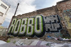 RIP ROBBO by Aroe (4foot2) Tags: urban graffiti brighton paint can spray msk ha graff spraycan aroe robbo 2014 heavyartillery brightongraffiti mskgraffiti brightongraff aroegraffiti kingrobbo heavyartillerygraffiti 4foot2 4foot2flickr 4foot2photostream fourfoottwo riprobbo