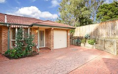3/26 Gwendale Crescent, Eastwood NSW