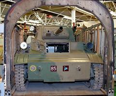 Light Tank, Mark VII CS Tetrarch