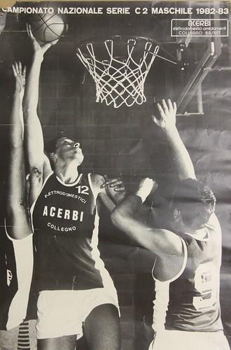 Collegno Basket in azione palestra Gramsci (5)