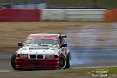 "BMW E36 M3 V8 ""Red diva"" (belgian.motorsport) Tags: show red thomas smoke events rubber burning bmw m3 diva drifts v8 sideways drifting drift 2014 nrburgring e36 nurburgring ndc maier skylimit driftcup"