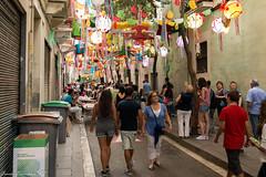 Barcelona - Fiestas de Gracia 2014 (Xavier Fa) Tags: barcelona bcn gracia festesgracia tamron1750 canoneos70d