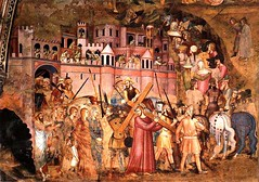 The Gospel of St. Luke 23  24-32 Way to Calvary - By Amgad Ellia 02 (Amgad Ellia) Tags: st by way luke 23 gospel amgad ellia calvary the 2432