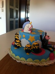 Cattivissimo Me (vaniahdi) Tags: art me cake pasta sugar torta dolci zucchero cattivissimo pdz cakedesign desplicable