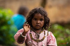 #tribal girl (satishlanka) Tags: innocent tribal