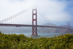 Golden Gate Bridge (Shaun Jones LA) Tags: sanfrancisco california bridge cali architecture landscape landscapes bridges goldengatebridge nocal norcal