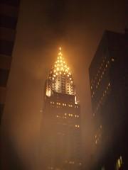 Chrysler Building (KaLiMaN BoKeH) Tags: newyorkcity streetphotography empirestatebuilding chryslerbuilding streetview legacylens micro43 microfourthirds olympusep1