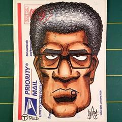 Managed to put a few pasteups around Harvard Square last night. Happy hunting! #synapse (synapse65) Tags: portrait streetart art illustration ink graffiti stickerart stickers usps copic micron synapse slaps label228