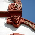 Leutesdorf - Zenn (Zehnthof) - Fassadendetail thumbnail