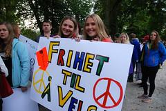 Demokrati tog Solborg folkehøgskole