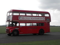 RM 1000 - 100 BXL  @ Showbus 2014 (Andy Reeve-Smith) Tags: parade duxford routemaster cambridgeshire 60 lt parkroyal londontransport 2014 aec showbus showbus2014