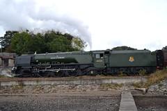 Duchess of Sutherland (Gerry Rudman) Tags: circle fife steam forth sutherland duchess 46233
