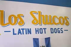 Los Shucos Latin Hot Dogs