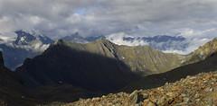 010 - la valle è nell'ombra (TFRARUG) Tags: alps alpine alpi valledaosta valdaosta arbolle lagogelato emilius ruthor leslaures trecappuccini