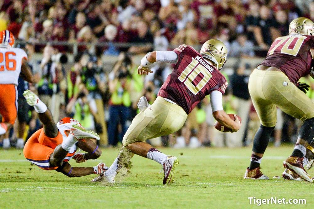 Clemson Photos: 2014, Florida  State, Football, Martin  Jenkins