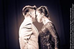 Roxana Suarez and Sebastián Achaval, Brussels Tango Festival, Apr. 2015