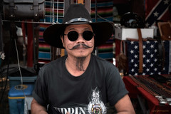 Black (FimRay) Tags: mustache waxed moustache wax portrait asian mustached man artistic moustached mustachioed groomedmale people facialhair beard sunglasses portraits person persons thai thailand
