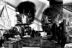 || reflected.fra || (_Jimmy_B) Tags: reflection blackandwhite bw schwarzweis frankfurt zeil shopping einkauf
