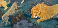 petite chronique d'une campagne présidentielle ou loups et lions (canecrabe) Tags: lion loup chasse âgedor eden andréderain peinture musée orangerie