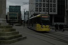 Manchester Metrolink 3008 (temeraire003) Tags: 3008