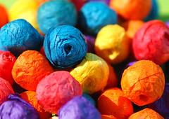HMM: Happy 10 Years! – Fiesta paper streamers (Greg Enjoy) Tags: hmm happy10years macromondays macro colors