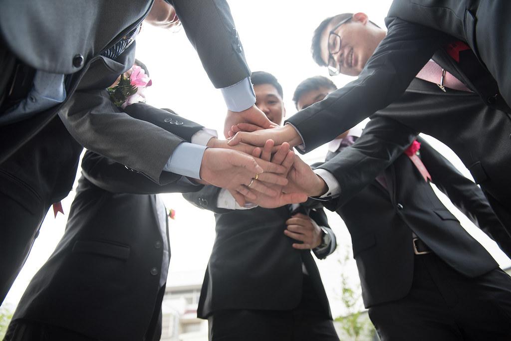 結婚婚禮記錄欣芳與建興-38